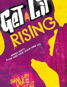 "Dope Book Alert! ""Get Lit Rising-Words Ignite. Claim Your Poem. Claim Your Life"""