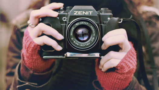 Point of View: A Photography Workshop for Teen Girls in Washington, D.C.